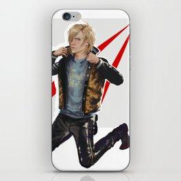 Yurio iPhone Skin