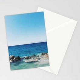 Allons À La Mer Stationery Cards