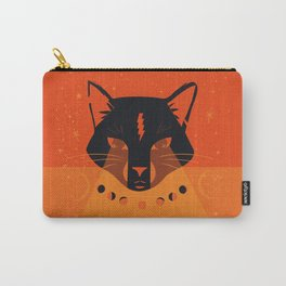 Black Cat Mystic Oracle Carry-All Pouch