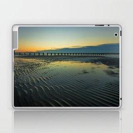 Ripples in Time Laptop & iPad Skin