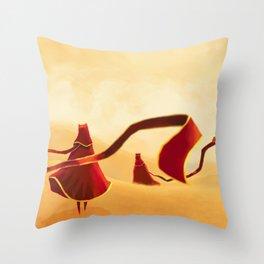 chirp? Throw Pillow