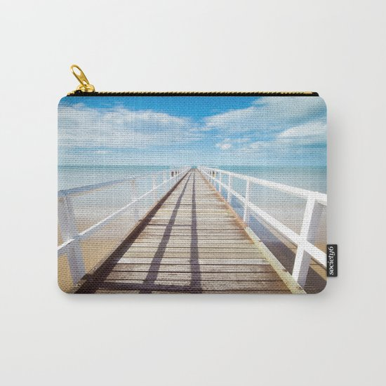 Pier sky 4 Carry-All Pouch