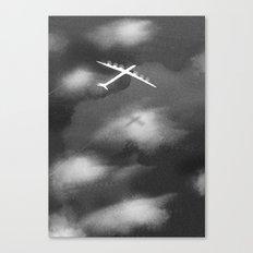flight II Canvas Print