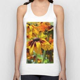 Flower meadow 128 Unisex Tank Top