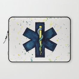 EMT Hero Laptop Sleeve