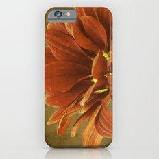 Vintage Chrysanthemum iPhone 6s Slim Case