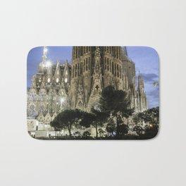 Sagrada Familia / Gaudí-Barcelona Bath Mat