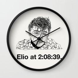 Elio Wall Clock