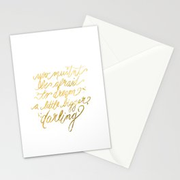 Dream Bigger Stationery Cards