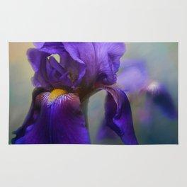 The First Iris Rug