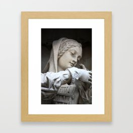 Brussels III Framed Art Print
