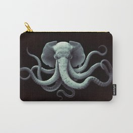 Octoelephant Carry-All Pouch