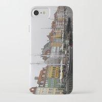 copenhagen iPhone & iPod Cases featuring Copenhagen by constarlation