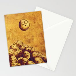 Lemmings Stationery Cards