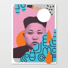 Kim Jong Fun! Canvas Print