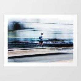 - La mia vittoria - Art Print