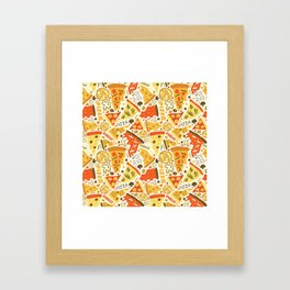 Nice Slice Framed Art Print
