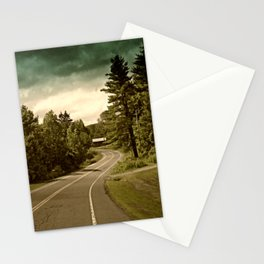 The Coming Storm Stationery Cards