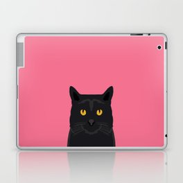 Ainslie - Cute cat phone case and gifts for cat people or gift for a cat person Laptop & iPad Skin