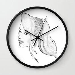 IGGY AZALEA Wall Clock