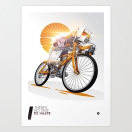 TNTTW V.01 Art Print