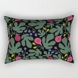 FIGS green Rectangular Pillow