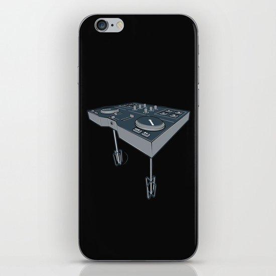 Mixer iPhone & iPod Skin