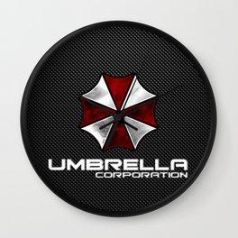 Umbrella Corporation Wall Clock