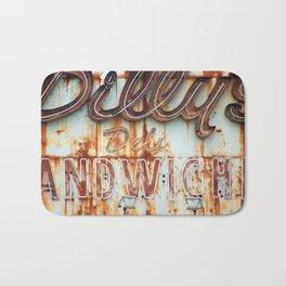 Dilly's Deli Bath Mat