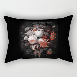 sacred flowers Rectangular Pillow