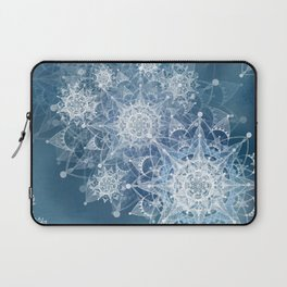 Catch on My Tongue, But since I was Driving, Just Hypnotized Instead Laptop Sleeve