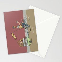 Keeping Coffee Organic Stationery Cards