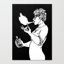 Flamespitter Canvas Print