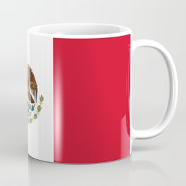 Flag of mexico- mexico,mexico city,mexicano,mexicana,latine,peso,spain,Guadalajara,Monterrey Coffee Mug