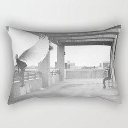 Icarus Complex Rectangular Pillow