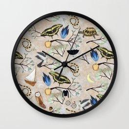 Black Magic Wall Clock