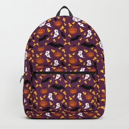 Halloween pattern - Trick or treat! Backpack