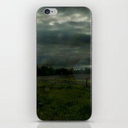 Nebraska Field iPhone Skin