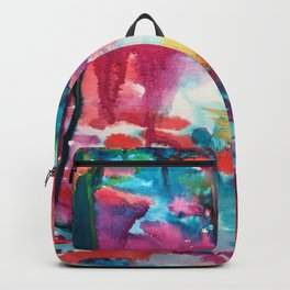 100 Days of Color: Day 83 Backpack