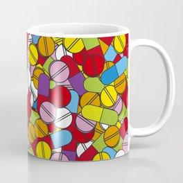 Lots of Pills Coffee Mug