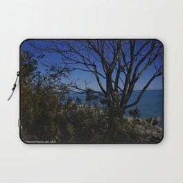 So Near, Yet So Far #2 (Chicago Northerly Island Collection) Laptop Sleeve