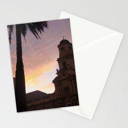 Plaza de Armas, Santiago, Chile Stationery Cards