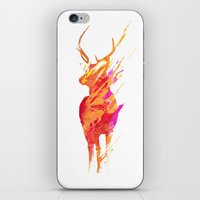 road iPhone & iPod Skins featuring On the road again by Robert Farkas