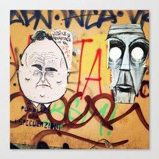 Wall Milan! Canvas Print