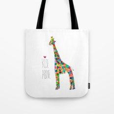 .jirafa. Tote Bag