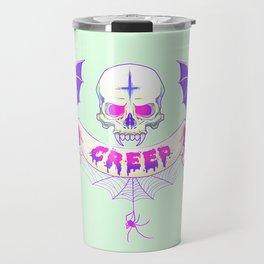 Pastel Creep Travel Mug