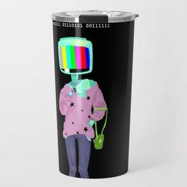 w h e r e  a r e  t h e y  ? Travel Mug
