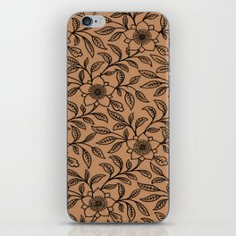 Butterum Lace Floral iPhone Skin