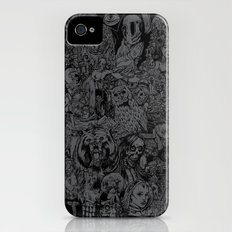 Lost Sketches iPhone (4, 4s) Slim Case