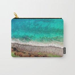 Kauai Napali Coast Tapestry Carry-All Pouch